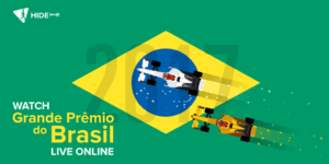 Brazilian Grand Prix live online