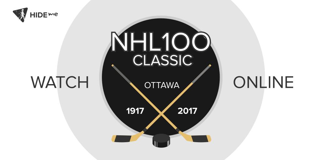NHL Classic 100 Live Online