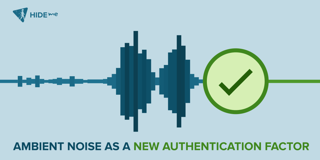 Ambient Noise As A New Authentication Factor