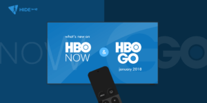 Coming and Leaving HBO Go And HBO Now In January