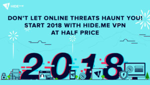 New Year's VPN Discount