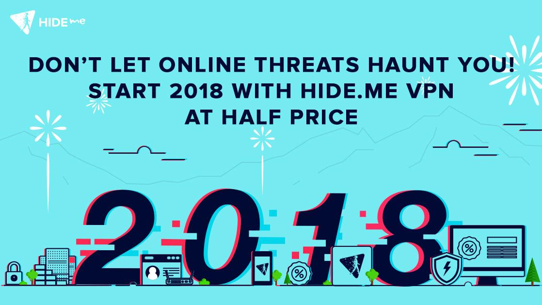 New Year's VPN Discount
