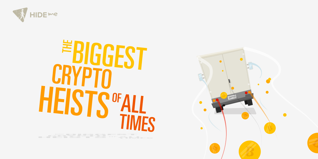 Cryptocurrency Heists Of All-Time
