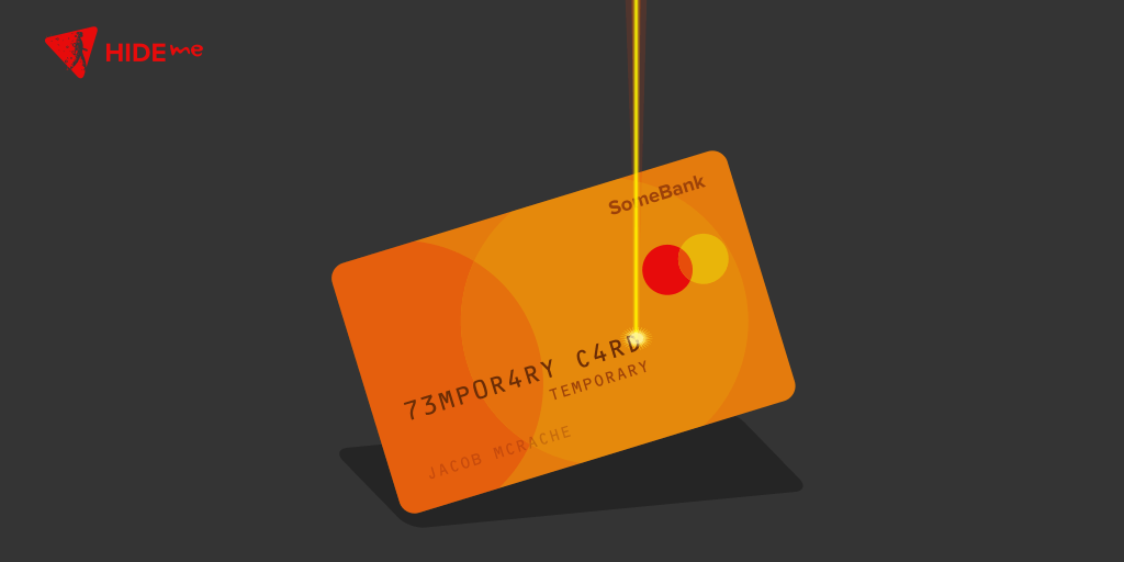 Create And Use Temporary Credit Card Numbers