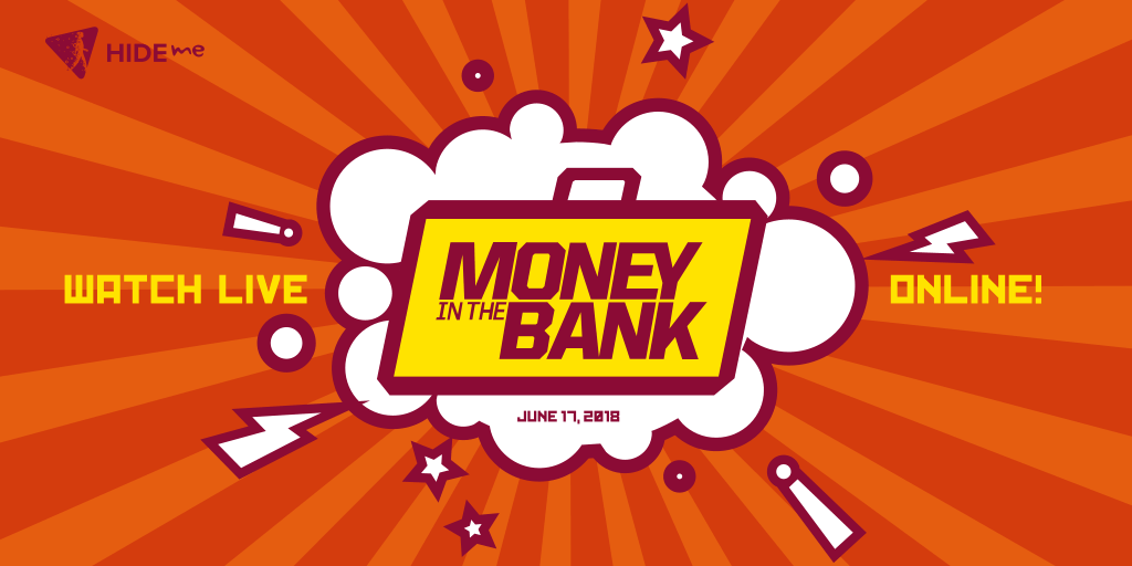 WWE Money In The Bank Live Online