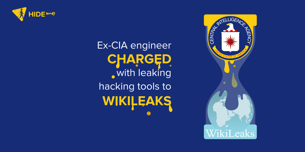 Ex-CIA Engineer Indicted With Leaking Hacking Tools
