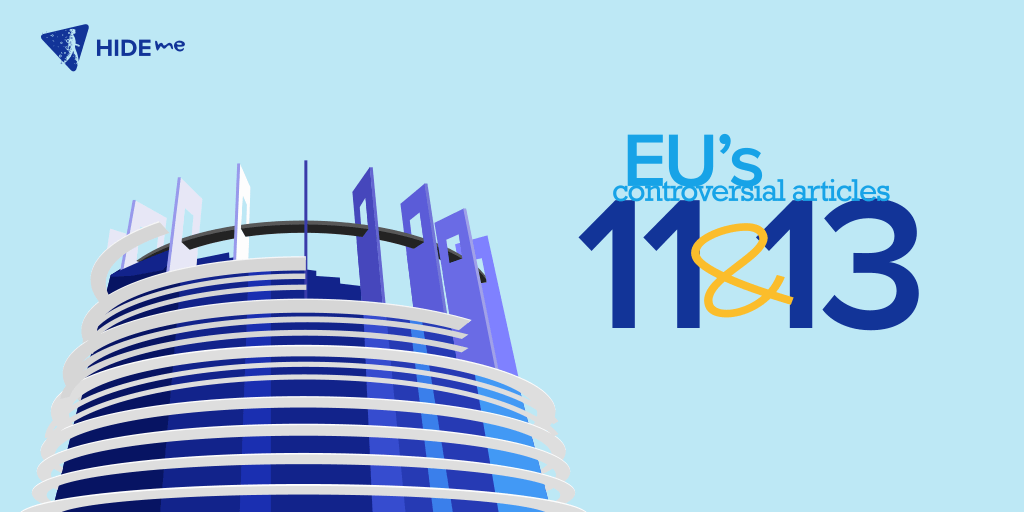EU's Controversial Articles 11 And 13