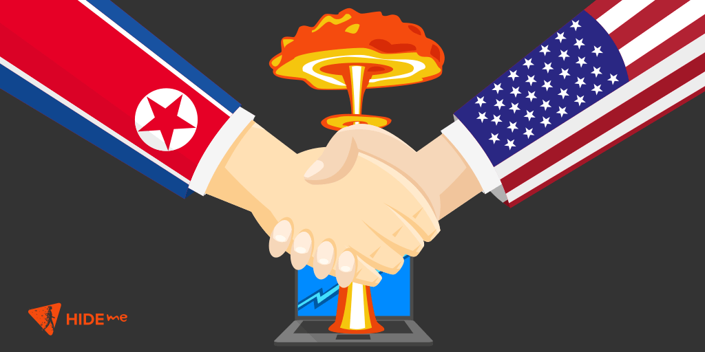 Cyber Attacks That Occurred During The Trump-Kim Summit
