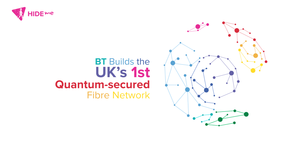 BT Builds The UK's First Quantum