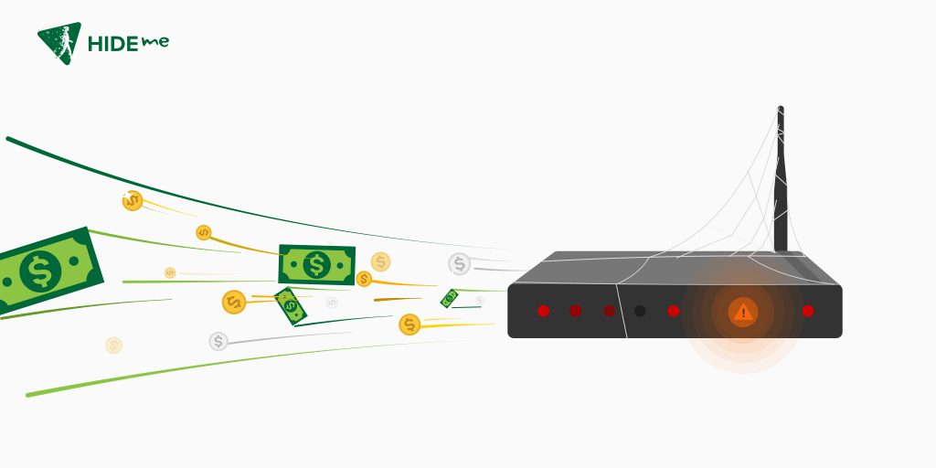 Millions stolen from russian bank due to stolen router