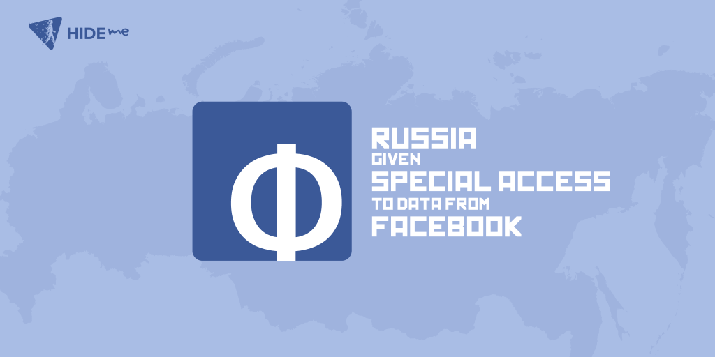 Russian ISP Given Access To Data From Facebook