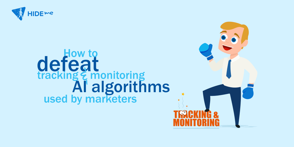 How to Defeat Tracking and Monitoring AI Algorithms