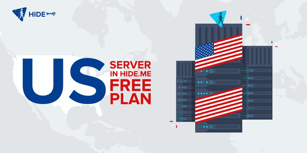 USA Servers in Free Plan