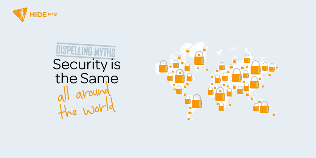 Security is the Same Around the World