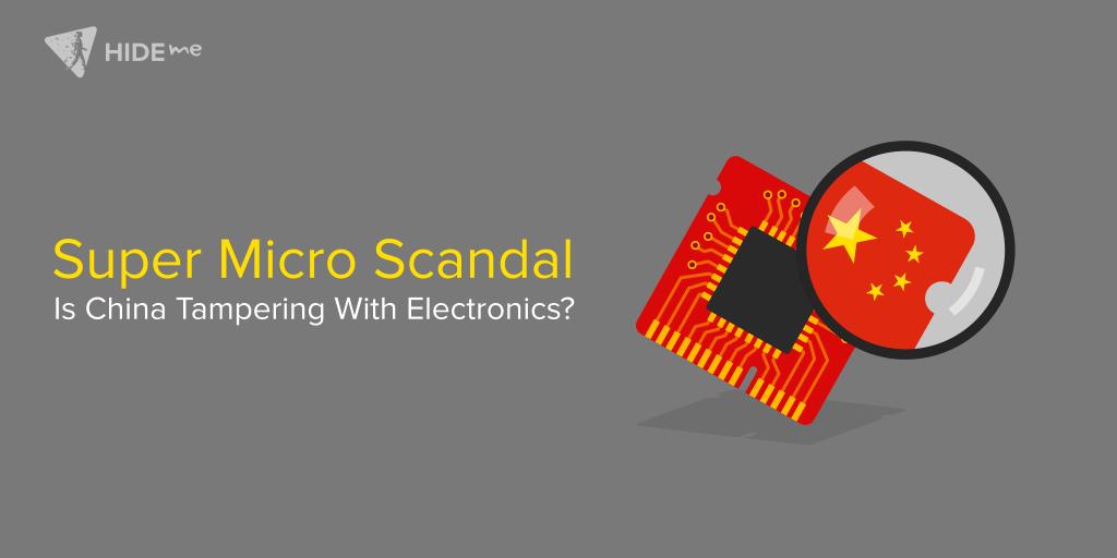 China's Micro Scandal