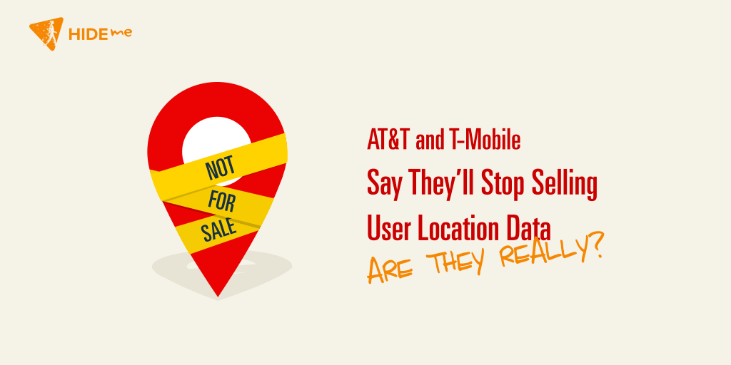 AT&T and T-Mobiles Selling User Data