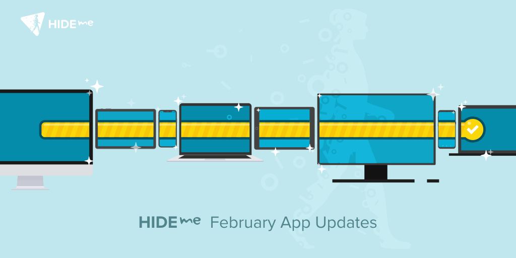 hide.me Feb App Updates