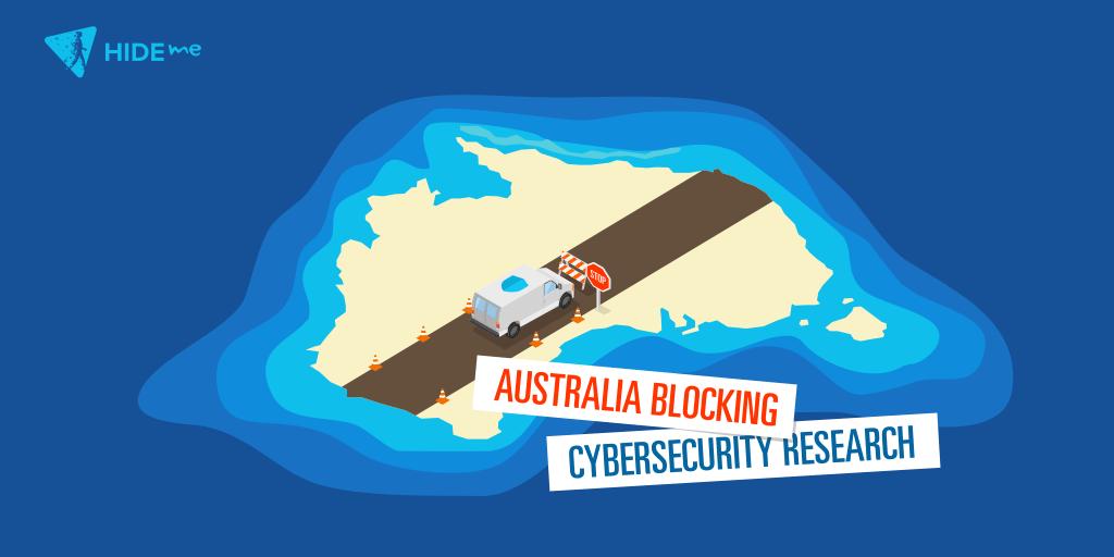 Australia Blocking Cybersecurity