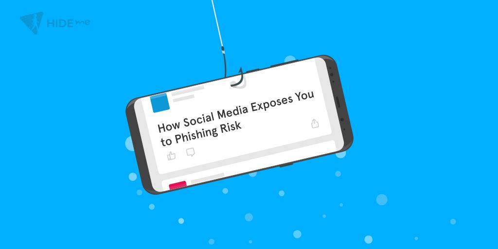 Social Media Phishing Risks