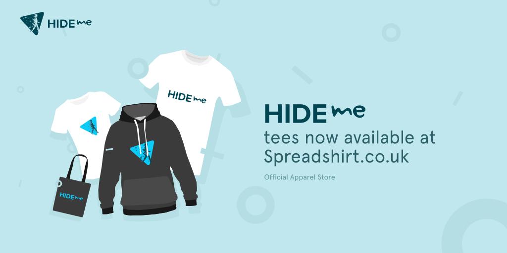 hide.me T-Shirts