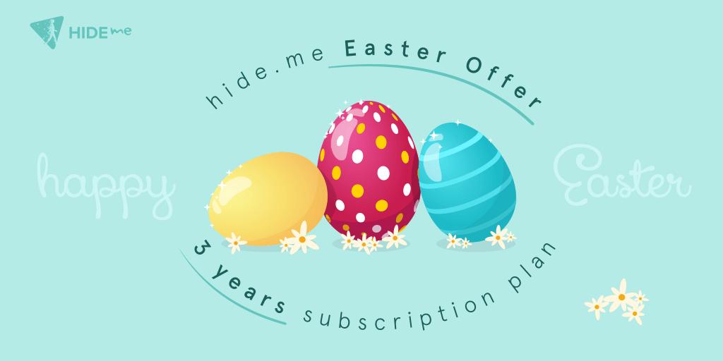 Easter VPN Deal