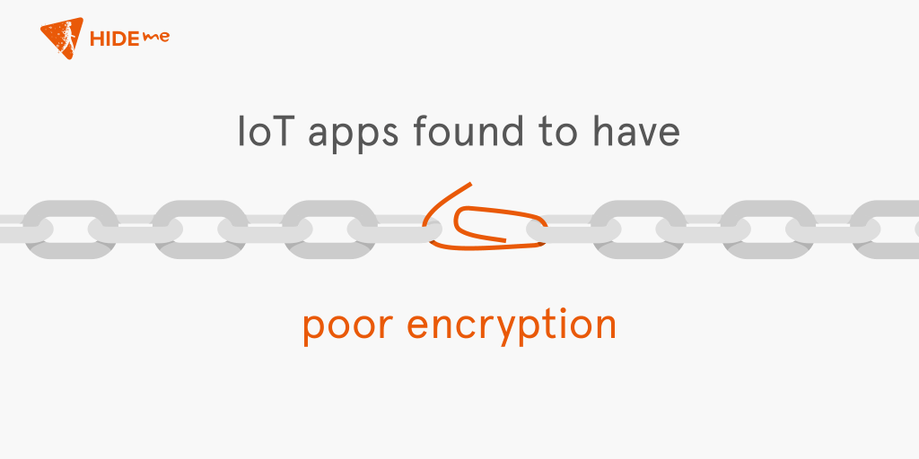 IoT Apps Poor Encryption