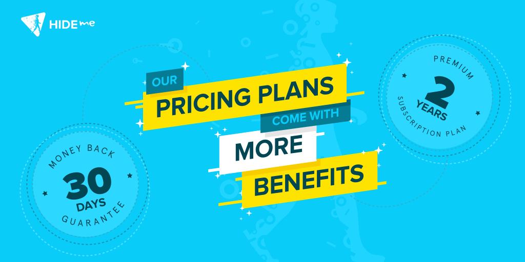 Pricing Plan Updates