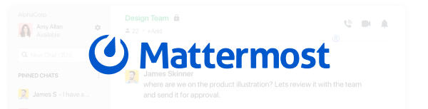 Mattermost – For those that value open source and self-hosting