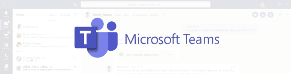 Microsoft Teams – For those entrenched in the MS ecosystem