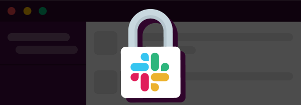 How secure is Slack chat