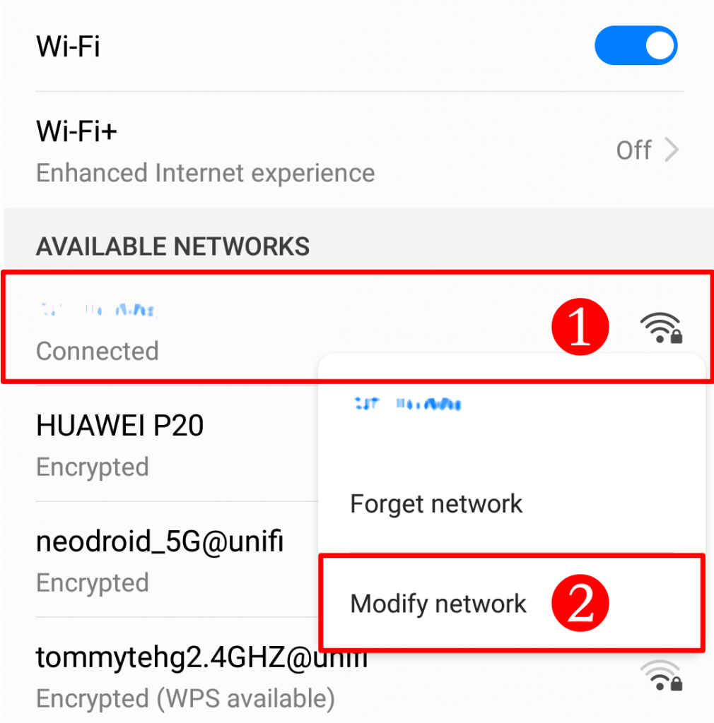 android-7.0-modify-wifi-network