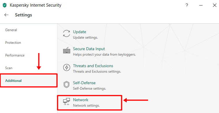 How To Enable hide me VPN With Kaspersky Internet Security 2019