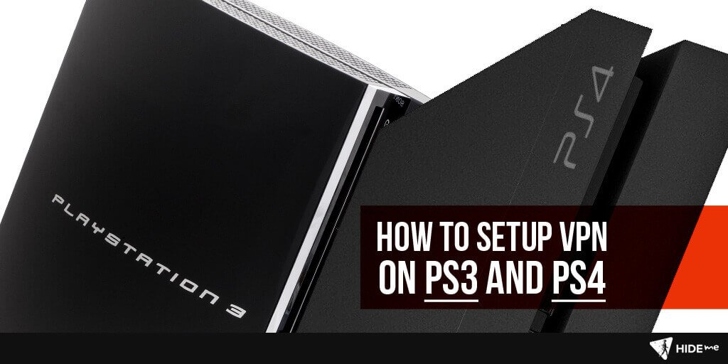 How To Setup hide.me VPN On a PlayStation?