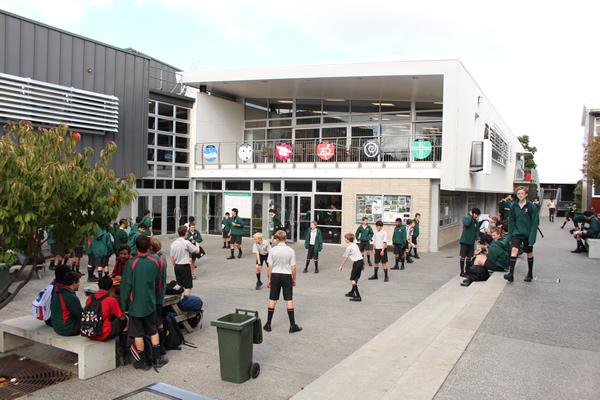 Westlake Boys High School