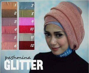 Pashmina Glitter