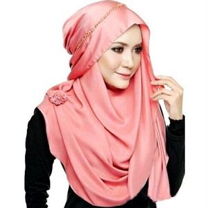 10 Jilbab Pesta Syar'i Terbaru dan Modern