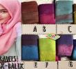 15 Jilbab Segi Empat Terbaru, Modern dan Kekinian