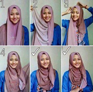 tutorial hijab ombre 5