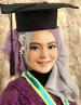 model hijab wajah bulat 22