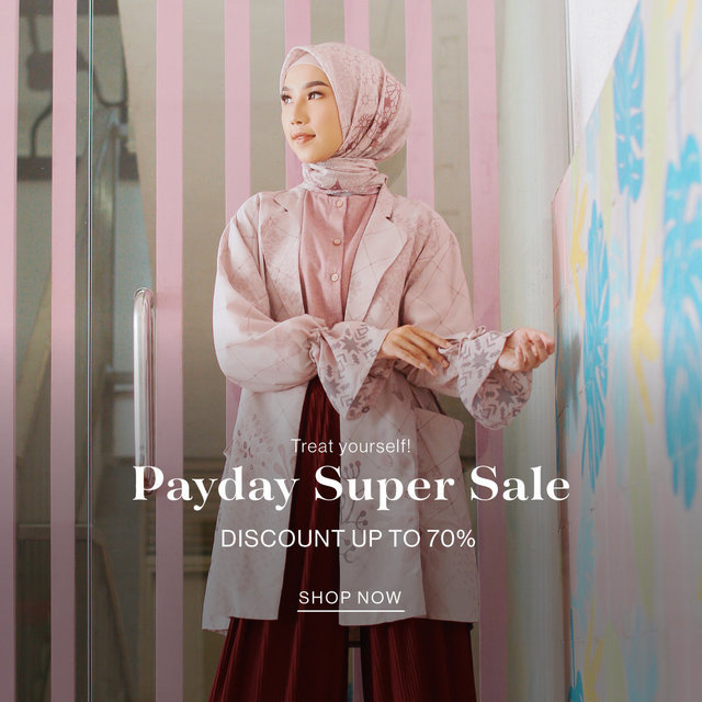 Treat yourself! Payday SUPER SALE