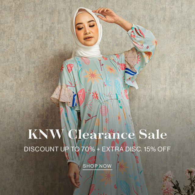 KNW CLEARANCE SALE