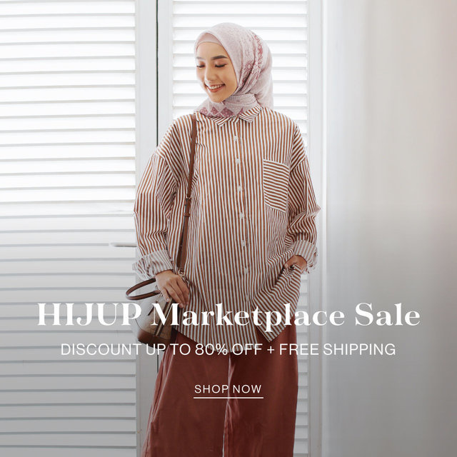 HIJUP MARKETPLACE SALE