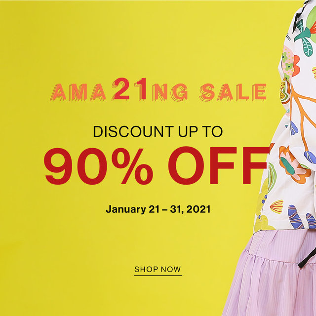 AMA21NG SALE Discount up to 90% OF