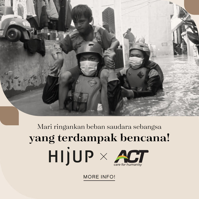 HIJUP X ACT