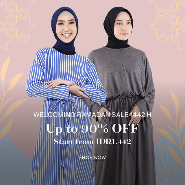 Welcoming Ramadan Sale