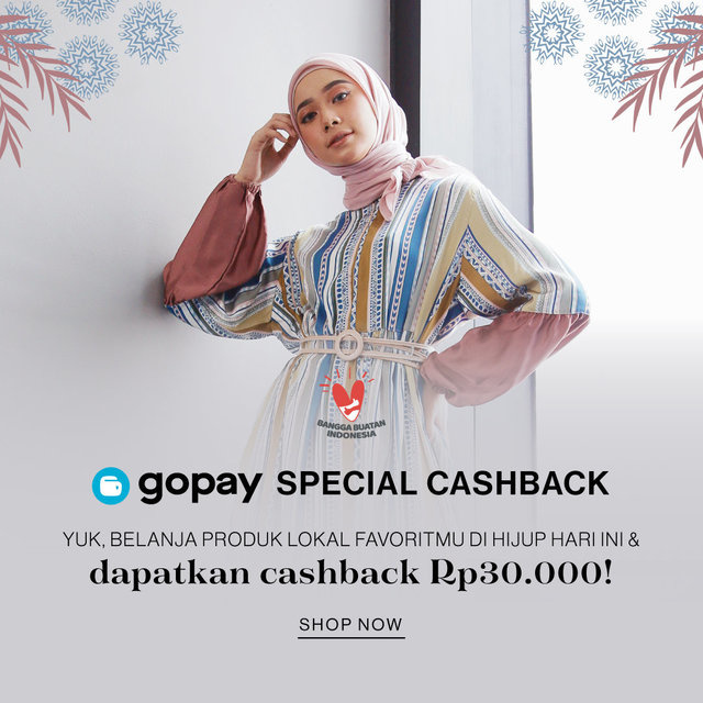 Gopay Special Cashback