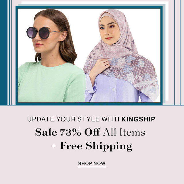 Update your style with KINGSHIP