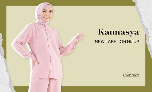 NEW label on HIJUP Kannasya