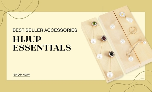 Best Seller Accessories HIJUP ESSENTIALS