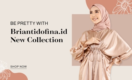 Be Pretty With Briantidofina.id New Collection